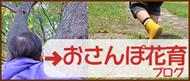 おさんぽ花育ナビ 本多るみのブログ 3分フラワーアレンジ